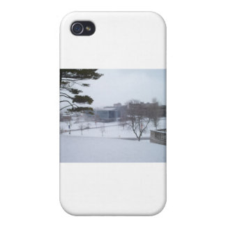 A Syracuse Winter iPhone 4/4S Covers