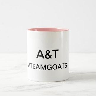 A&T Team Goats Coffee Mug