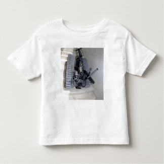 A Talon 3B robot unit climbing a flight of stai Toddler T-Shirt