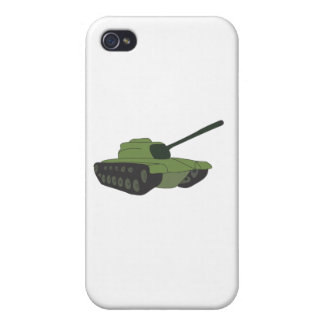 A Tank: Military Machine iPhone 4 Covers