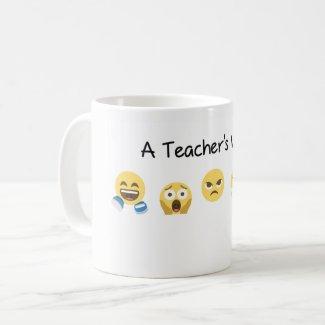 A Teacher's Week Mug