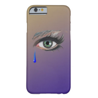 A tearful Eye Barely There iPhone 6 Case