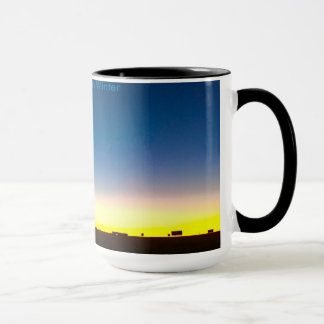 A Texas Sky at Night Mug