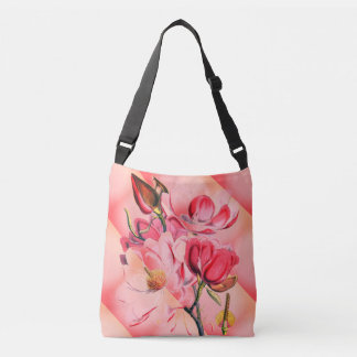A Thing for Spring Floral Crossbody Bag