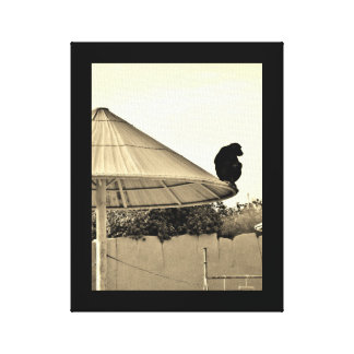 A Thoughtful Moment Canvas Print