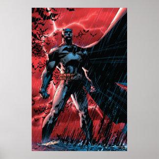 A Thousand Bats Print