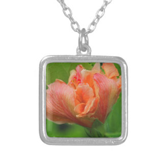 A Time for Trumpets Silver Plated Necklace