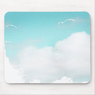 A time to fly mouse pad