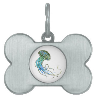 A Timeless Journey Pet ID Tag