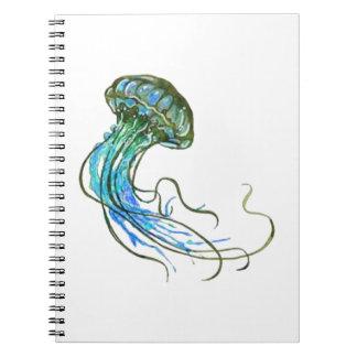 A Timeless Journey Spiral Notebook