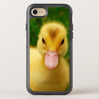 A Tiny Duckling With A Pink Beak OtterBox Symmetry iPhone 7 Case