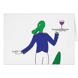 A toast to you! card