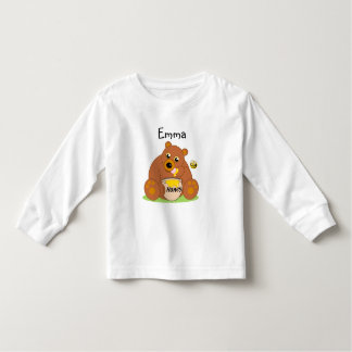 a toddler T-Shirt