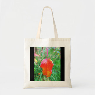 A Touch of Autumn Budget Tote Bag