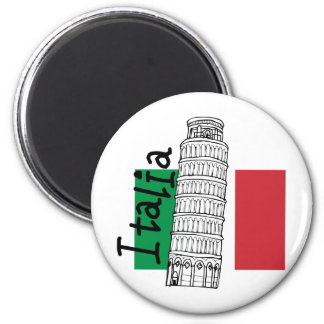 A Touch of Italy Magnet