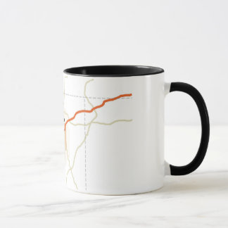 A Town Called Grace Films Logo Mug