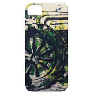 A Tractor! iPhone 5 Cover