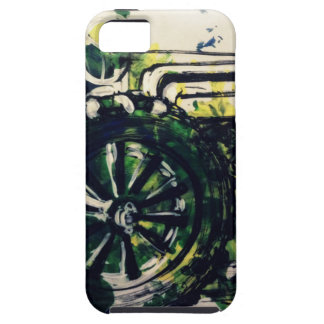 A Tractor! iPhone 5 Covers