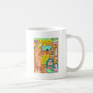 A Trailer-Park Tragedy Coffee Mug