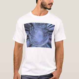 A Tree Sphere by KLM T-Shirt
