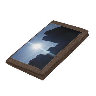 a tri-fold wallet