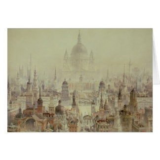 A Tribute to Sir Christopher Wren Card