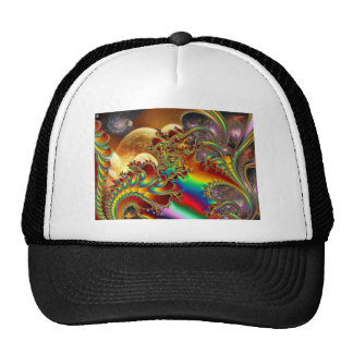 A Trip to Infinity Cap