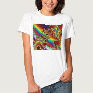 A Trip to Infinity Tshirts