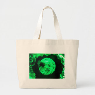 A Trip to the Moon Canvas Bag