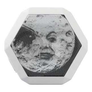 A Trip to the Moon White Boombot Rex Bluetooth Speaker