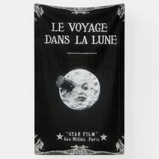 A Trip to the Moon Le Voyage Dans La Lune Retro