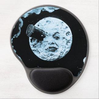 A Trip to the Moon Le Voyage dans la Lune Vintage Gel Mouse Pad