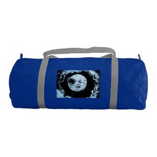 A Trip to the Moon Le Voyage dans la Lune Vintage Gym Duffel Bag