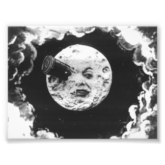 A Trip to the Moon Photographic Print