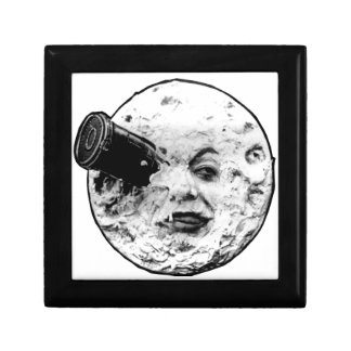 A Trip to the Moon Small Square Gift Box