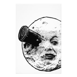 A Trip to the Moon Stationery