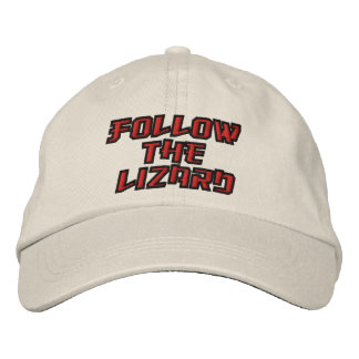 A Truly Copasetic Lid Embroidered Hats