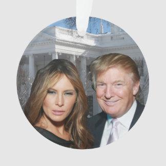 A Trump Christmas: Donald and Melania