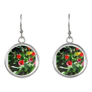 A Tulip Garden Earrings