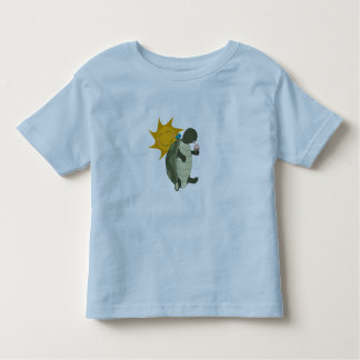 A Turtle Eating Ice Cream Shirt
