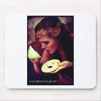 A Twisted Fairytale by April A. Taylor Mouse Pad
