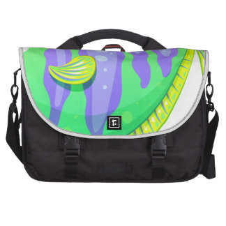 A unique fish laptop bags