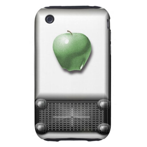 A unique surreal science fiction Apple iphone case Tough iPhone 3 Covers