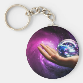 A Universe within products Keychain