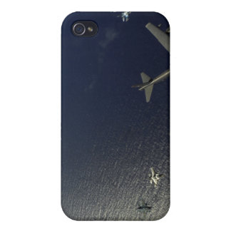 A US Air Force B-52 Stratofortress aircraft 2 iPhone 4/4S Case