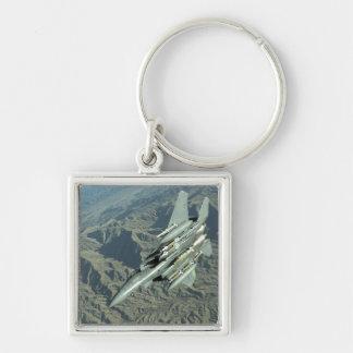 A US Air Force  F-15E Strike Eagle Key Ring
