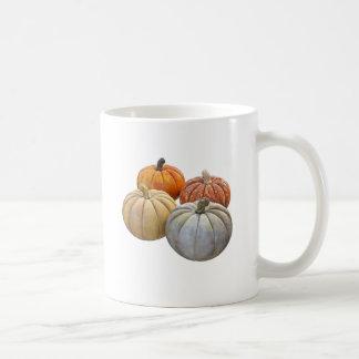 A Variety of Pumpkins Coffee Mug
