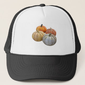 A Variety of Pumpkins Trucker Hat