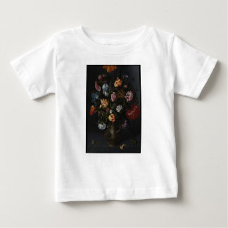 A Vase with Flowers Baby T-Shirt