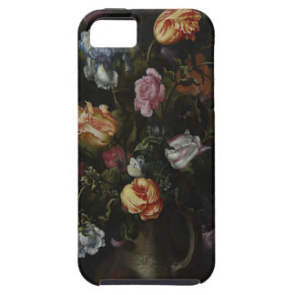 A Vase with Flowers Case For The iPhone 5